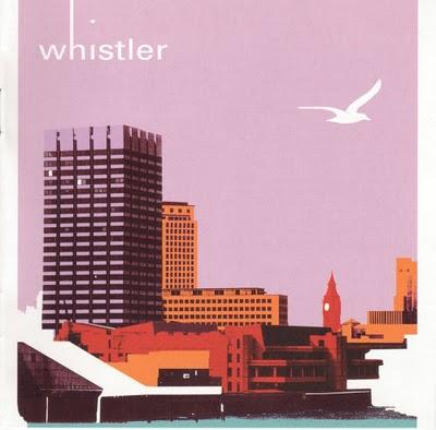 Rocks In The Attic #115: Whistler - 'Whistler' (1999)